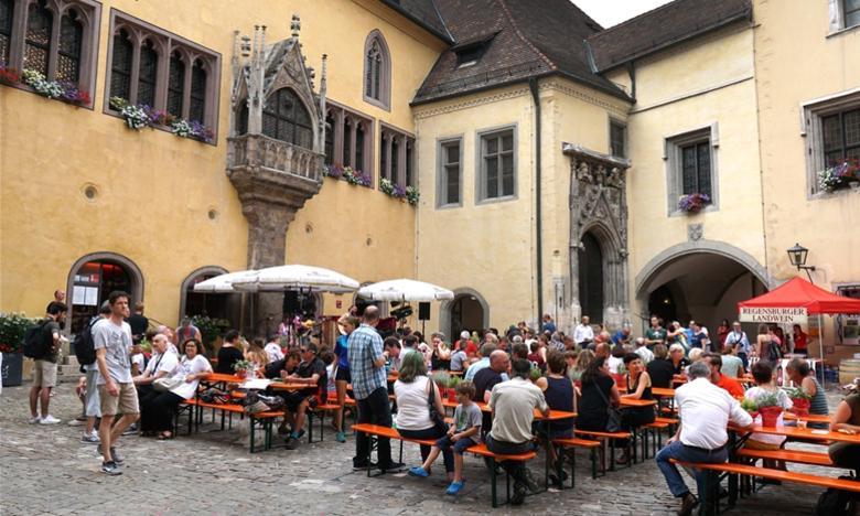 Touristinfo Regensburg